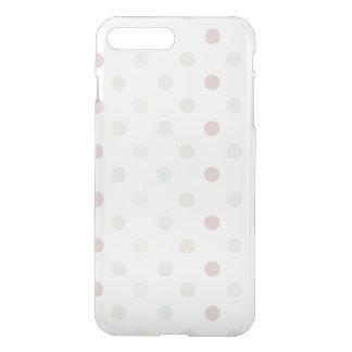 Blasser Tupfen iPhone 8 Plus/7 Plus Hülle
