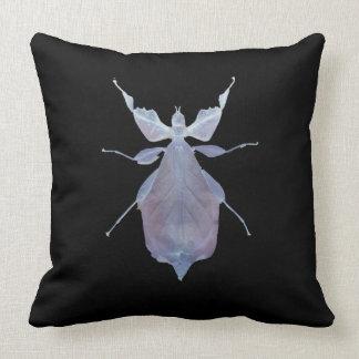 Blatt-Insekten-Kissen Kissen