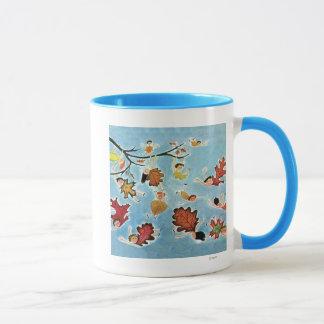 Blatt-Kinder Tasse