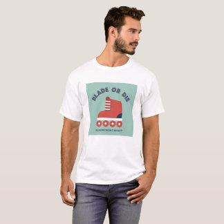 Blatt oder die T - Shirt