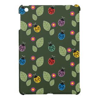 Blatt und Käfer iPad Mini Hülle