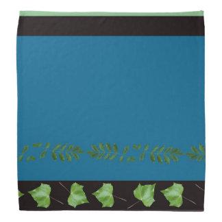 Blätter-Baum-Blatt-Entwurf Halstuch