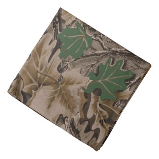 Blätter Halstuch