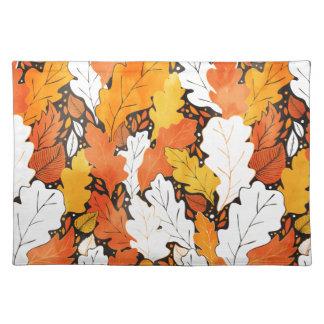 Blätter Tischset
