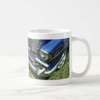 Blau '57 Chevy - Kaffeetasse