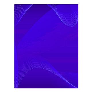 Blau bewegt I wellenartig