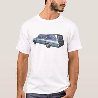 Blau-Chevrolet-Kombiwagen 1962 T-Shirt