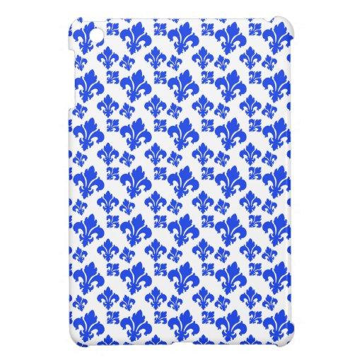 Blau der Lilien-4 iPad Mini Hülle