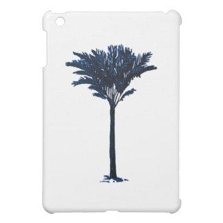 Blau der Palme-2 die MUSEUM Zazzle Geschenke iPad Mini Cover
