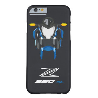 Blau des Gehäuse-Z250SL Barely There iPhone 6 Hülle
