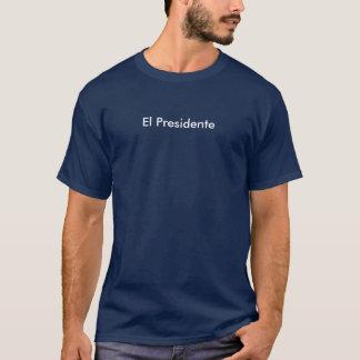 Blau EL Presidente T-Shirt