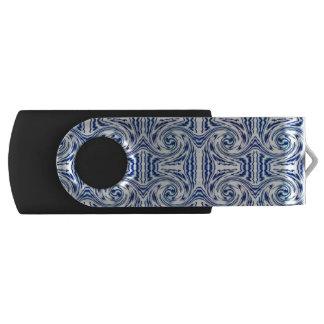 Blau-Formen USB-Blitz-Antrieb USB Stick