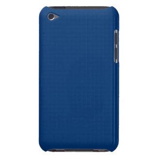 Blau-Im Norden Mädchen Untergrundbahn Blau-Metro Case-Mate iPod Touch Case
