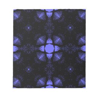 blau notizblock