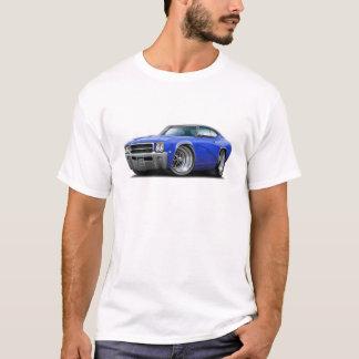 Blau-Schwarzes Spitzenauto 1969 Buicks GS T-Shirt