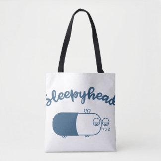 [BLAU] Sleepyhead-Taschen-Tasche Tasche