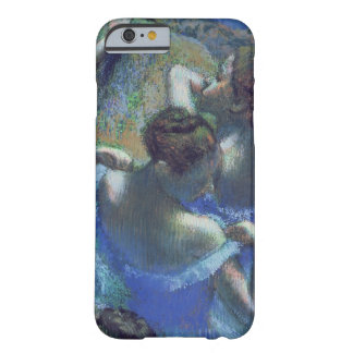 Blau-Tänzer Edgar Degass |, c.1899 Barely There iPhone 6 Hülle