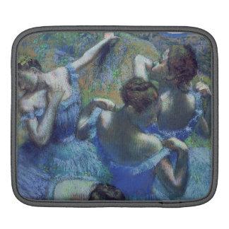 Blau-Tänzer Edgar Degass |, c.1899 iPad Sleeve
