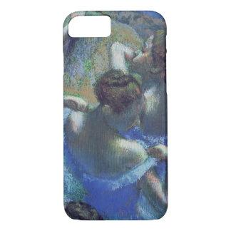 Blau-Tänzer Edgar Degass |, c.1899 iPhone 8/7 Hülle