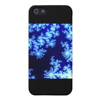 Blau und Weiß Etui Fürs iPhone 5