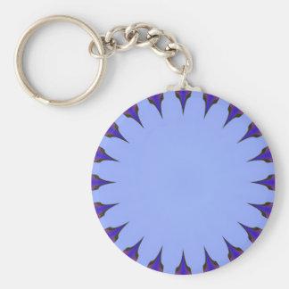 Blaubeere Schlüsselanhänger