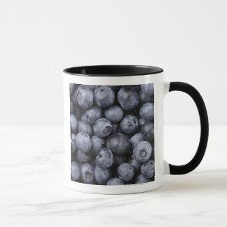 Blaubeeren Tasse