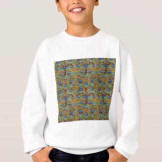Blaubeeren und Moos Sweatshirt