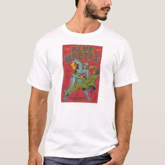 Blaue Abdeckung des Käfers 1, 1939 T-Shirt
