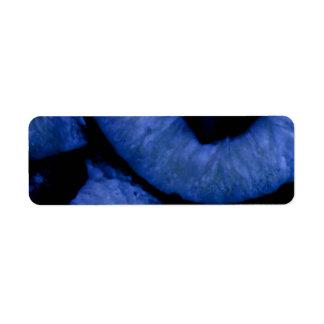 Blaue Achate