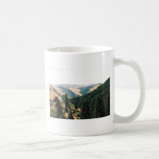 Blaue Berge Kaffeetasse