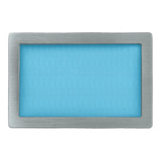 Blaue Beschaffenheits-Schatten-Schablone DIY Rechteckige Gürtelschnalle
