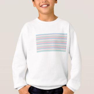 Blaue Bewegung durch das Shirt zum zu entwerfen