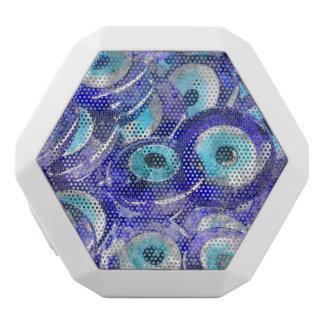 Blaue Blicksandenken verkauft in Istanbul die Weiße Bluetooth Lautsprecher