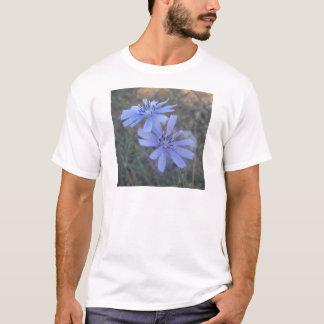 Blaue Blume T-Shirt