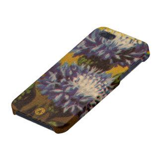 Blaue Chrysantheme Hülle Fürs iPhone 5