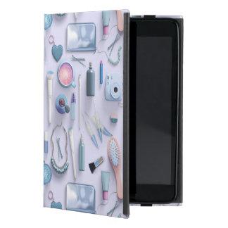 Blaue Eitelkeits-Tabelle iPad Mini Hülle