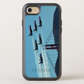 Blaue Engel über San Francisco OtterBox Symmetry iPhone 8/7 Hülle