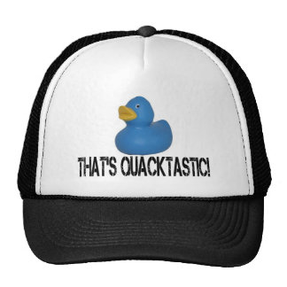 Blaue Ente Truckercap