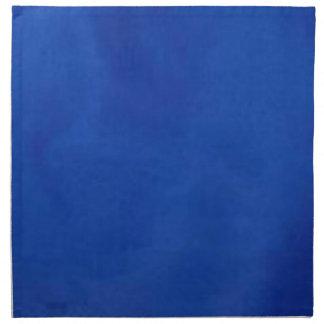 Blaue Euroservietten Serviette