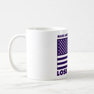 Blaue Flaggen-Kaffee-Tasse Kaffeetasse
