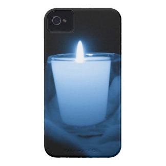 Blaue Flamme iPhone 4 Hüllen