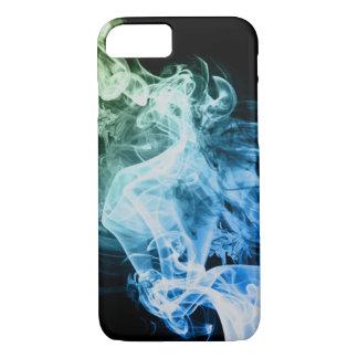 Blaue Flammen iPhone 8/7 Hülle