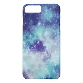 Blaue Galaxie iPhone 8 Plus/7 Plus Hülle