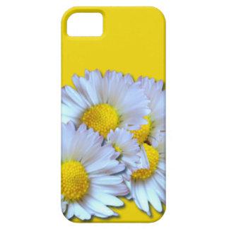 Blaue Gänseblümchen Etui Fürs iPhone 5