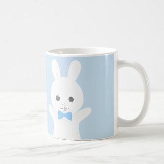 Blaue Häschen-Tasse Tasse