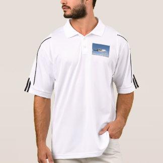 Blaue Himmel Polo Shirt