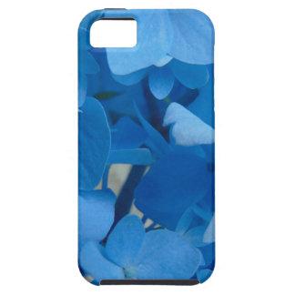 Blaue Hydrangeas Etui Fürs iPhone 5
