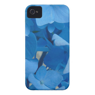 Blaue Hydrangeas iPhone 4 Cover