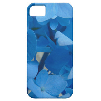 Blaue Hydrangeas Schutzhülle Fürs iPhone 5