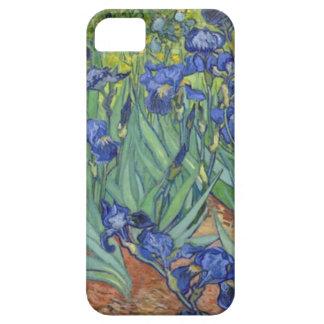 Blaue Iris Hülle Fürs iPhone 5